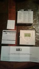 LuxPro Digital Programmable Thermostat New In Box
