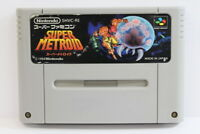 Super Metroid SFC Nintendo Super Famicom SNES Japan Import US Seller I6024 B