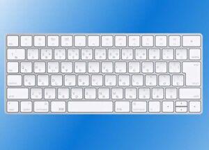 Apple MLA22J/A Wireless Magic Keyboard Japanese JIS Array Japan with Tracking