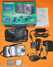 Casio QV 780 Digitalkamera mit schwenkbarem Objektiv-mit OVP