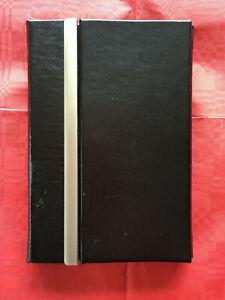 6 X 4 BLACK MAGNETIC FASTENING PHOTO ALBUM