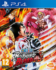 One Piece Burning Blood PS4 Playstation 4 IT IMPORT NAMCO