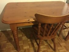 Country Kitchen Style Table & Chairs