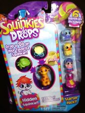 SQUINKIES do Drops Starter 6 Pack + 2 do's *2016 Season 1* NEW
