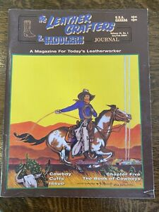 leather Crafter and Saddle makers Journal 2004 Jan/feb