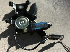 95-99 Toyota Celica Convertible LH Drivers Rear Window Regulator & Motor Tested