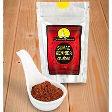 Seasoned Pioneers Crushed Sumac Berries All-Purpose Seasoning 33g Spice Packet