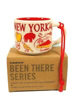 Starbucks Coffee Been There New York Collection Ceramic Espresso Mug Demitasse
