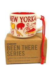Starbucks Coffee Been There New York Collection Ceramic Espresso Mug Demitasse