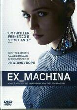 DVD Ex_machina (2015) 103 min ***NUOVO SIGILLATO***