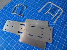 Front+Back Bumper Guard & Bottom plate Tamiya  RC 1/10 Sand Scorcher Champ Buggy