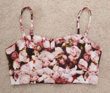 Floral Crop Tops for Women