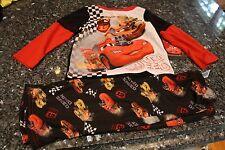 NWT 18 mos boys Disney Pixar cars 2 pc pajama set