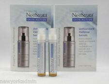 Lot Of 2 Neostrata Skin Active Antioxidant Defense Serum - Carded