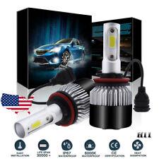 H11 LED Headlight Kit Low Beam Bulb Super Bright 1320W White 30 Days Free Return