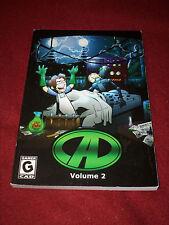 Ctrl + Alt + Del CAD Volume 2 Press Start (2005) Tim Buckley SIGNED