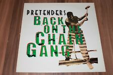 """Pretenders – back on the Chain Gang (1982) (Vinile 12"""") (are 19t)"""