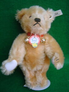 STEIFF Petsile Teddy Bear The Toy Store 1993 USA Festival Limited Edition