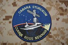 Y4 écusson insigne patch Aérospatiale CABANA STURCKOW CURRIE ROSS NEWMAN