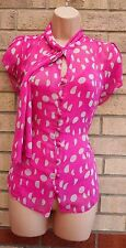 Chiffon Tie Neck Tops & Shirts NEXT for Women
