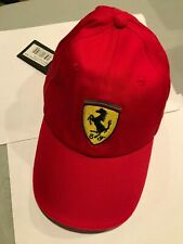 Scudetto Ferrari Ray Ban  Baseball Cap Hat Official Formula One Racing NEW w/tag
