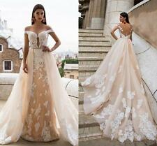 Neu 2017Ballkleid Hochzeitskleid Brautkleider Abendkleid Gr.32/34/36/38/40/42=