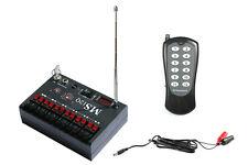 12 Cue Wireless Fireworks Firing System-MS12Q - FCC / CE compliant - rfremotech