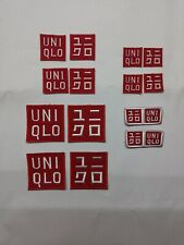 ecusson patch UNIQLO tennis