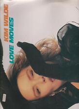Vinyl-LP - Kim Wilde –  Love Moves - 2292-57225-1 - 1990 Germany