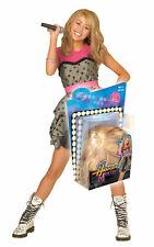 Hannah Montana Perücke blond von Rubies