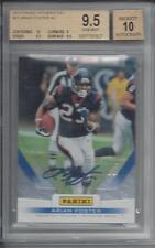 ARIAN FOSTER 2012 PANINI FATHERS DAY TEXANS AUTO #21 BGS 9.5 w/ 10 AUTO