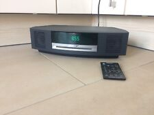 Bose Wave Music System Radio/CD MP3 In Anthrazit
