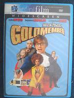 DVD Goldmember Austin Powers Beyonce widescreen Gold Member