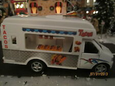 "TRAIN GARDEN HOUSE VILLAGE "" HOT TACOS TRUCK "" + DEPT 56/LEMAX info"