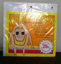 Vintage Advertising Humpty Dumpty Gumball Vending Machine Card