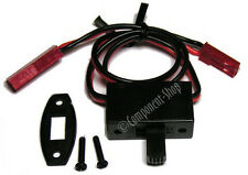 JST / BEC on/off switch harness, 2 lead, UK seller