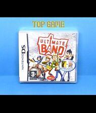 ULTIMATE BAND - Jeu Nintendo DS Neuf - (Sous Blister) -