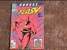 FLASH ANNUAL # 1  COMIC BOOK VF/NM