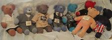 $~Lot of 9~North American Bear Company~Einstein Liberace Bogart~Lbdt1/2