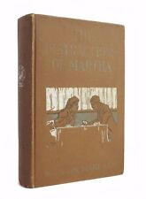 The Distractions of Martha - antiquarian first edition cookbook novel by Harland