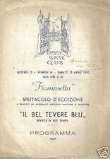 MUSICA_TEATRO_RIVISTA_ROMA_TRASTEVERE_SPETTACOLO FIAMMETTA_GALITZIN_OPEN GATE