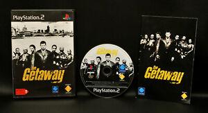 Jeu  PlayStation 2 PS2 The Getaway - Version PAL FR