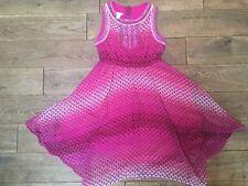 Monsoon Knee Length Chiffon Dresses (2-16 Years) for Girls