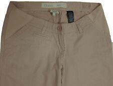 New Womens Beige Chino NEXT Maternity Trousers Size 10 Regular 8 Long