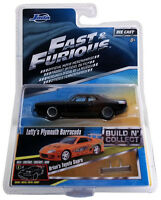 JADA 14026-W2 1:55 SCALE FAST & FURIOUS DIECAST LETTY'S PLYMOUTH BARRACUDA MIP!