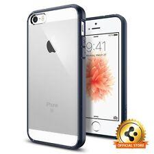 Spigen iPhone SE/5S/5 Case Ultra Hybrid Metal Slate
