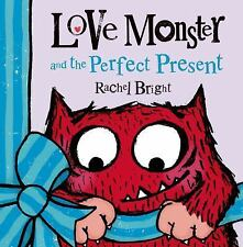 Love Monster and the Perfect Present-ExLibrary