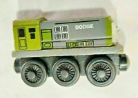 Thomas & Friends Wooden Railway Dodge Wooden Train 2001