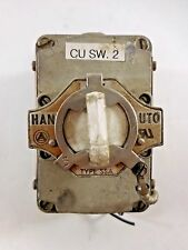 Appleton Electric Push Button Switch 600VAC Heavy Pilot Duty 656 Pilot Light