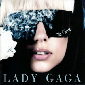 Lady Gaga – The Fame CD Interscope 2008 NEW/SEALED